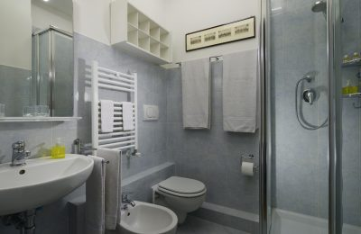 B&B La Casa del Conte: En-suite bathroom