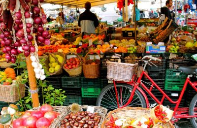 What to visit on foot – Campo de'Fiori Area